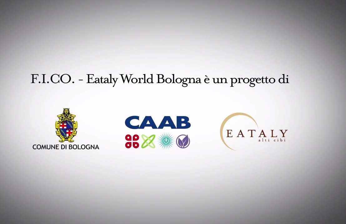 Logo Bologna City of Food