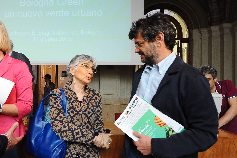 Città degli orti-Bologna Green Un nuovo verde urbano.