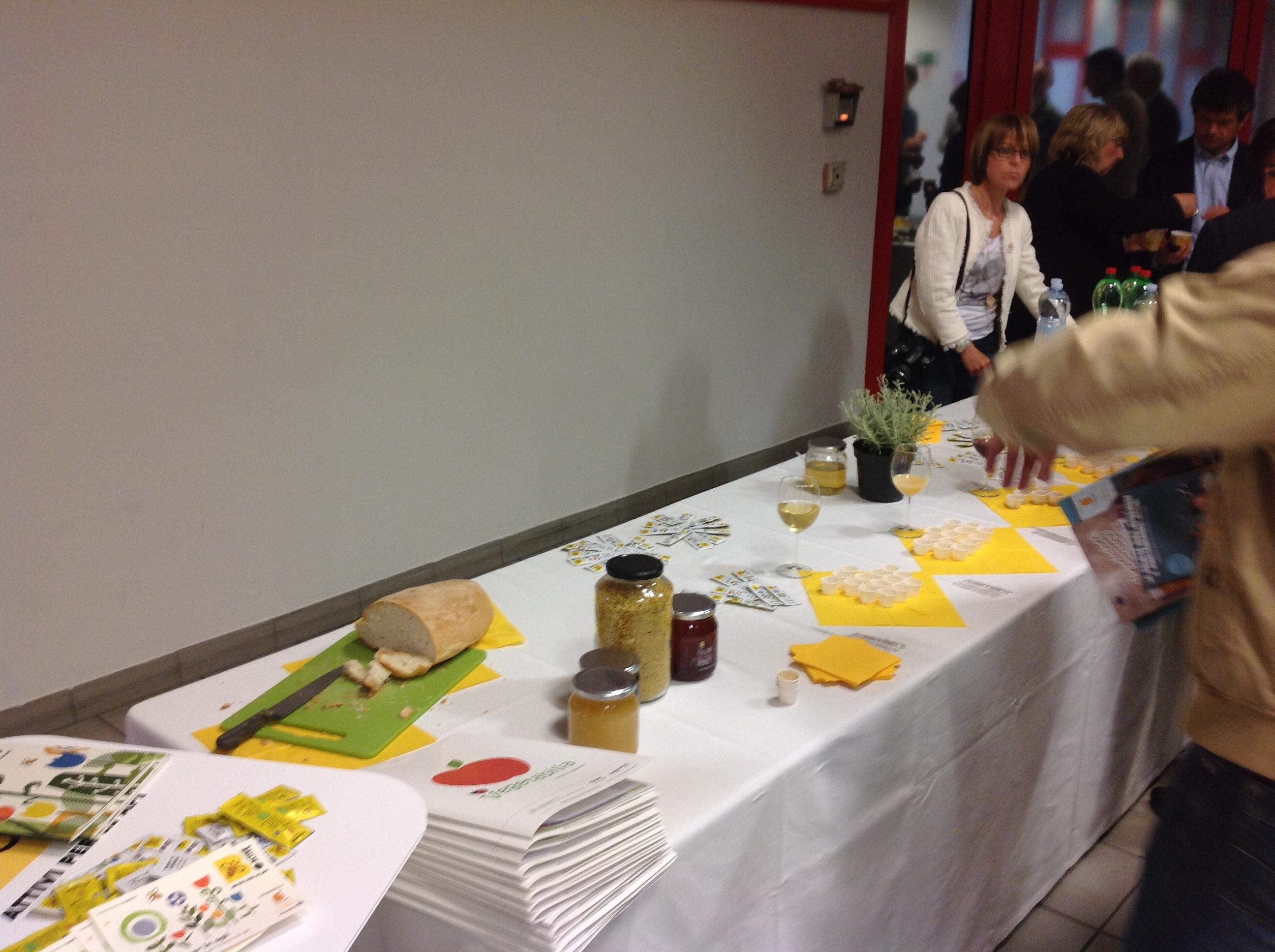 Vegetabilia 2014 - degustazione miele