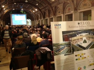 Presentazione progetto FICO alla città di Bologna - 6 dicembre 2013