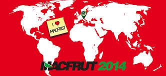 Logo Macfrut 2014