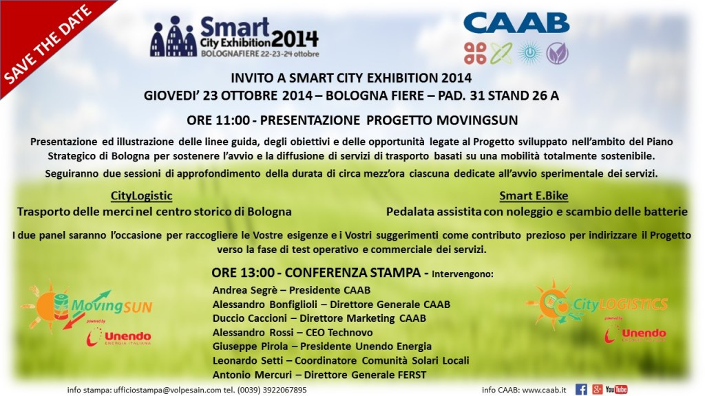save the date smart city 2014 rev. 2