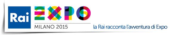 Logo Rai Expo 2015